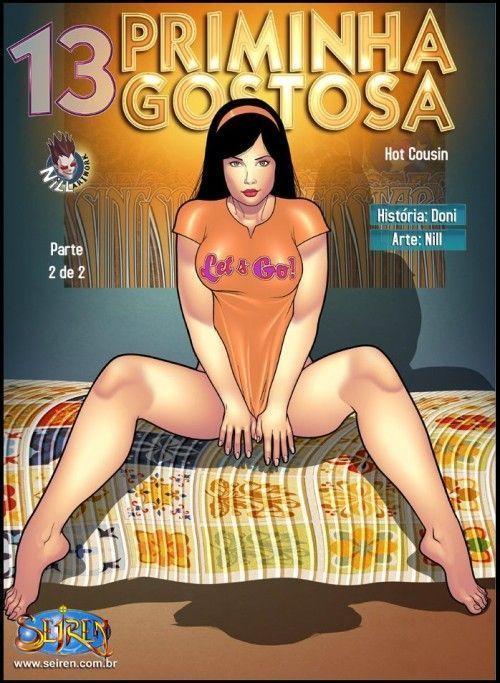 Priminha Gostosa 13 Parte Final – Quadrinhos Eróticos