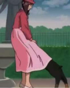 Hentai com cachorro lambendo buceta de novinha em video de zoofilia