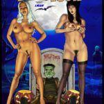 Noite de susto – HQ Comics MilfToon