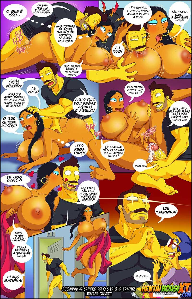 Bem vindo a Springfield – Parte 02