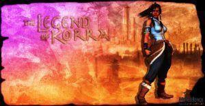 Avatar a Lenda de Korra parte 3
