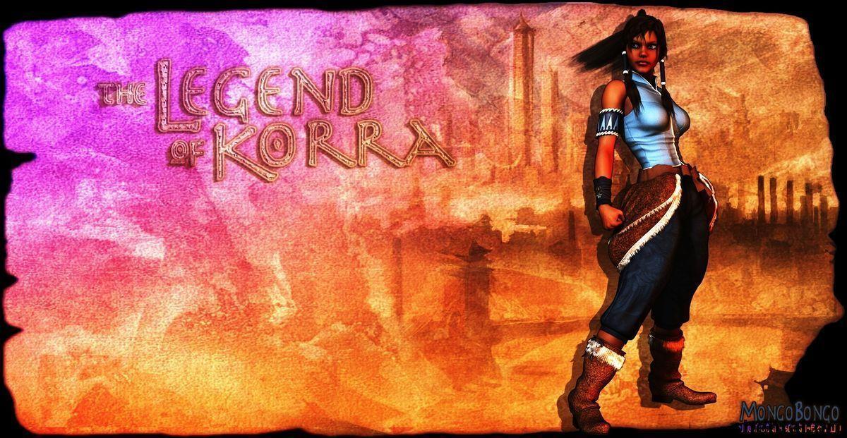 Avatar a lenda de Korra