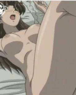 Hentai esposa tendo seu primeiro orgasmo no casamento