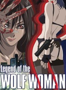 Legend of the wolf woman – Anime Hentai completo