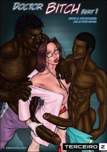 Doutora cadela parte 01 – Quadrinhos eróticos