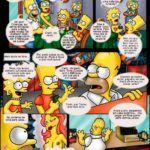 Sexo em família – Simpsons Porno