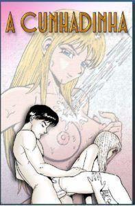 A cunhadinha – Quadrinhos eróticos