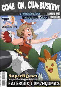 Pokemon – Come on, cum-busken
