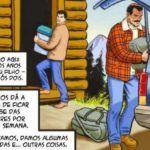 Sexo na cabana com o papai – Incesto gay