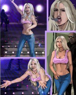 Britney fodida por seu fã