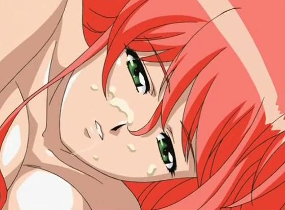 Comendo à ruiva do espaço video hentai