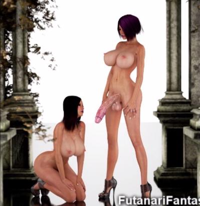 Futanaris dotadas 3D