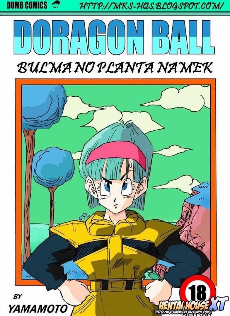 hentaihome.net-Bulma-no-planeta-Namek-Dragon-Ball-Hentai-1