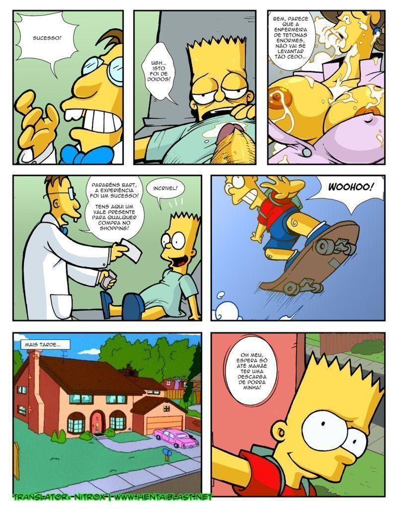 Simpsons-incesto-Marge-com-peitões-novos-14