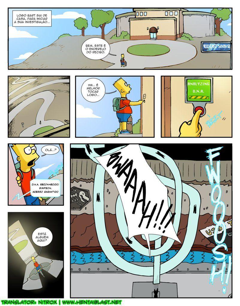 Simpsons-incesto-Marge-com-peitões-novos-8