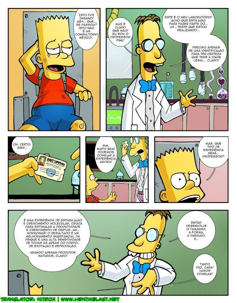 Simpsons-incesto-Marge-com-peitões-novos-9