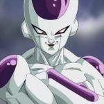 Freeza derrotado faz boquete no Goku