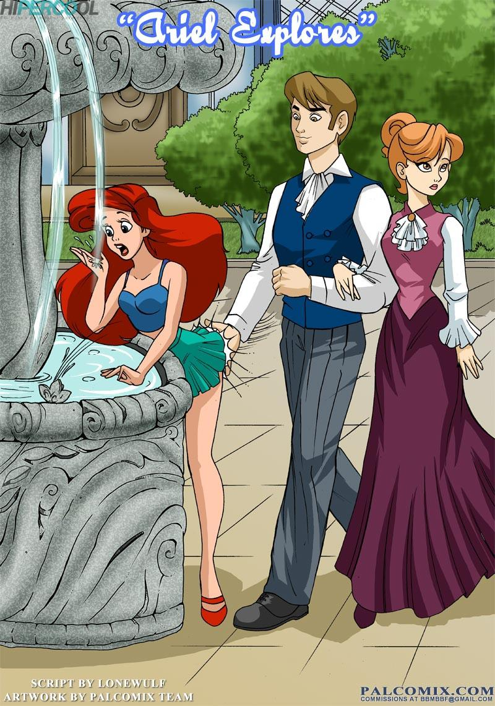 Hentaihome-Ariel-explorando-Comics-Adult-1