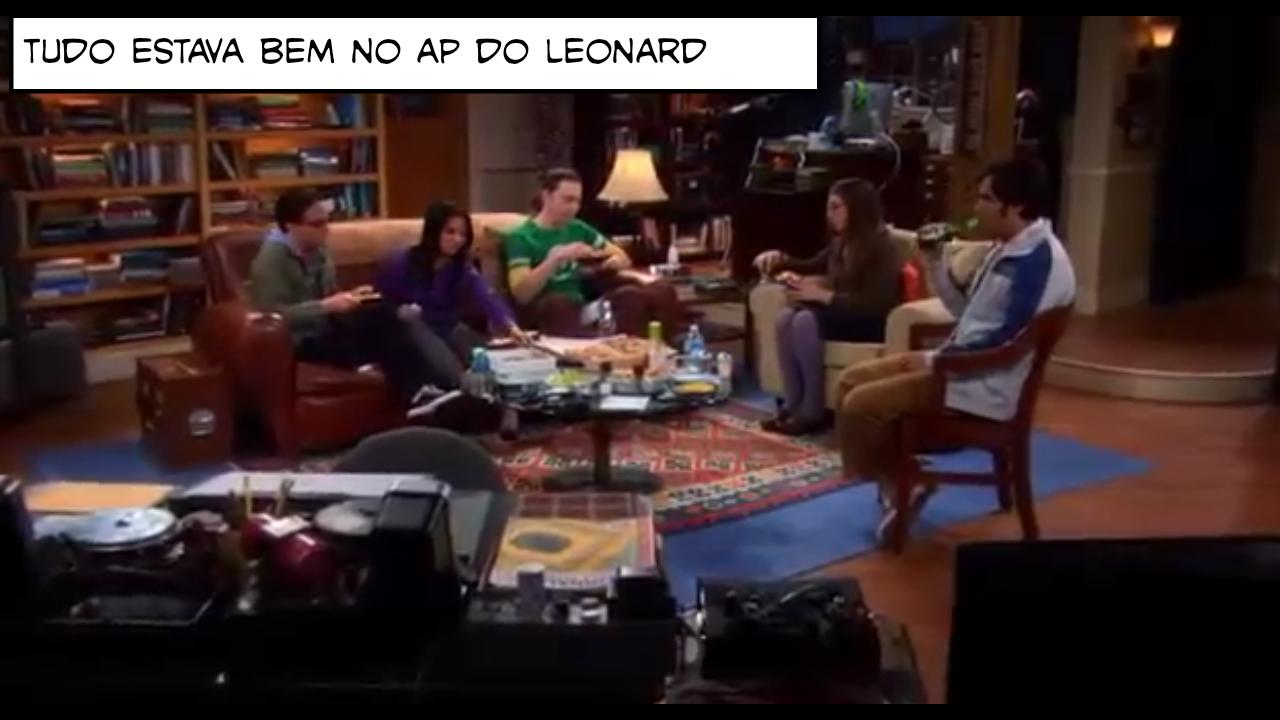 Big Bang A Putaria - O Teste Porno da Penny