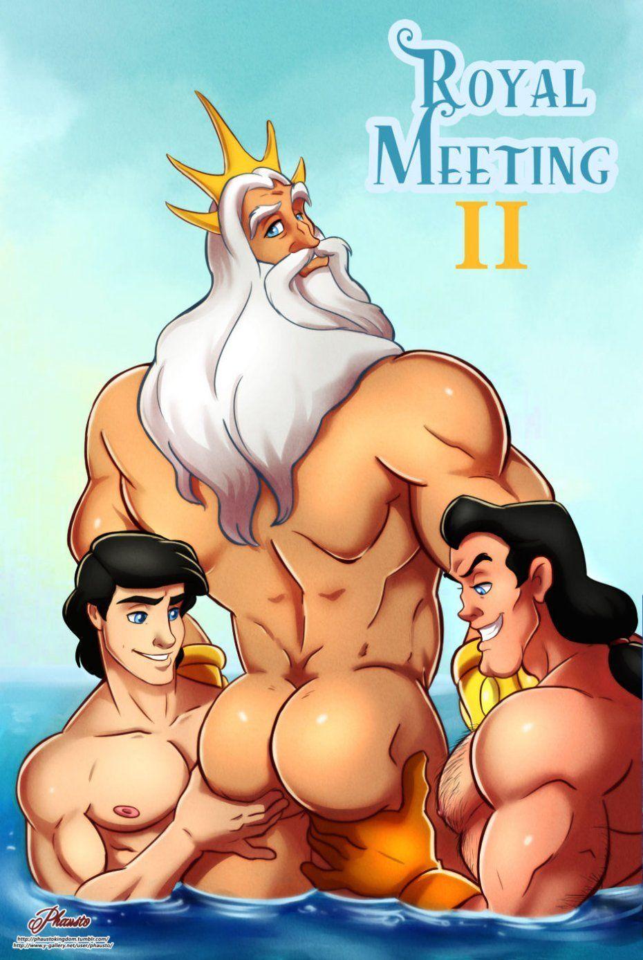 Hentaihome-Os-machos-da-Disney-pornô-gay-1