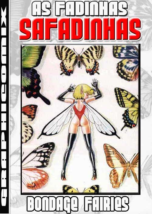 Fadinhas safadinhas – Quadrinhos hentai
