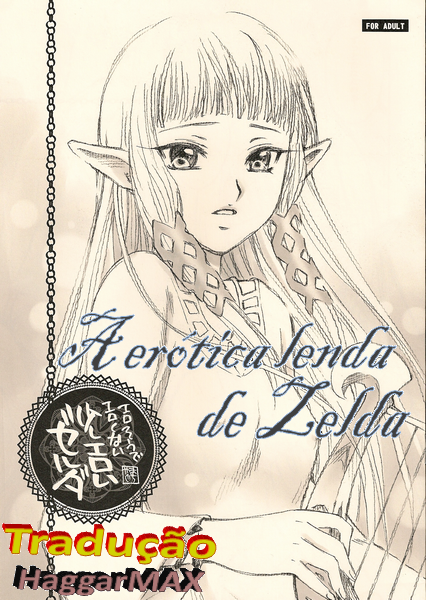 Zelda faz amor com seu amado hentai