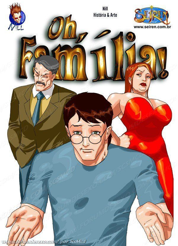 Família é foda 01 – A prima gordinha
