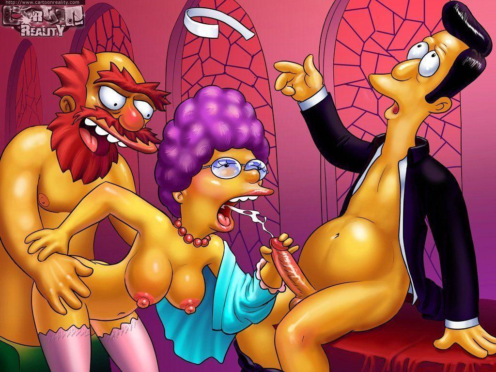 Desenhos The Simpsons na putaria 02 (1)