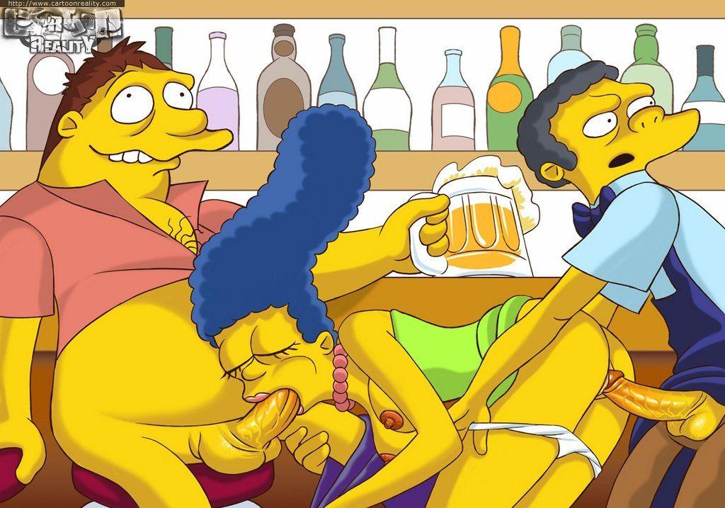 Desenhos The Simpsons na putaria 02 (11)