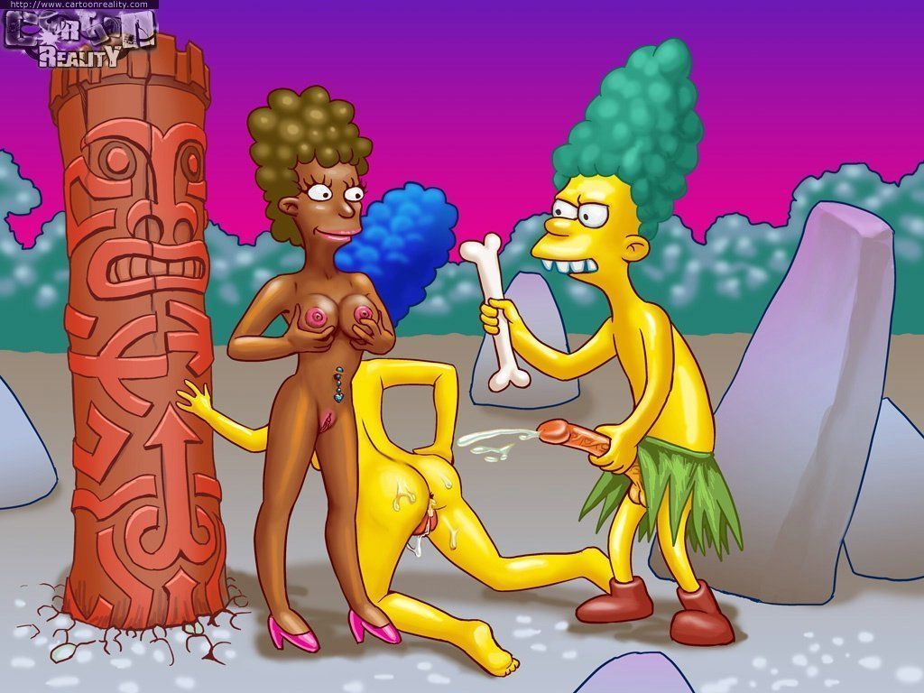 Desenhos The Simpsons na putaria (9)