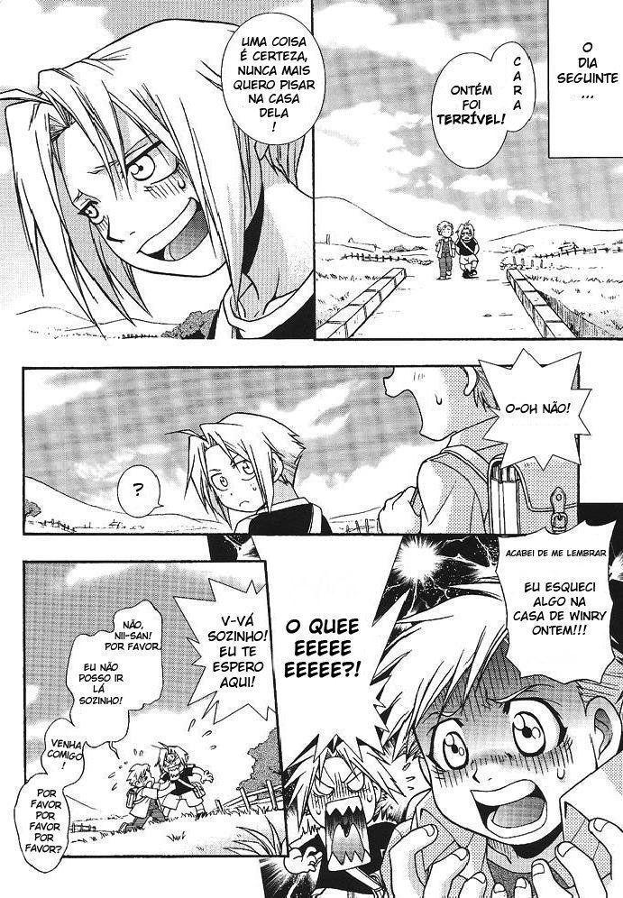 Fullmetal Alchemist - Experiência gay com irmão (26)