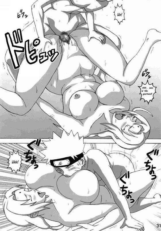 Naruto Hentai - Arte sexual ninja (30)