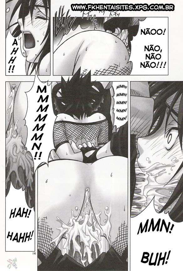 Naruto hentai - Exame de sexo da Anko (11)