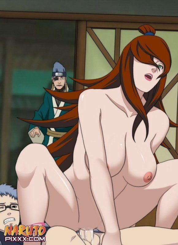 Naruto hentai ninjas na putaria (2)