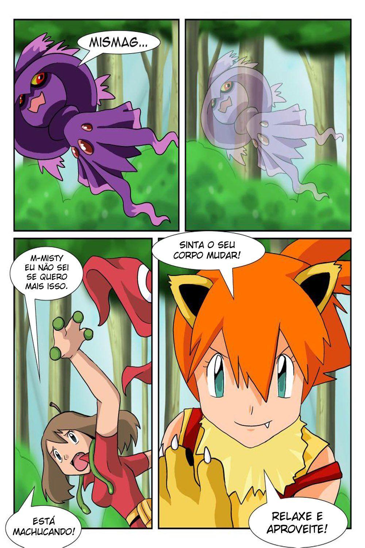 Pokémon Hentai - Poké-Girl (4)