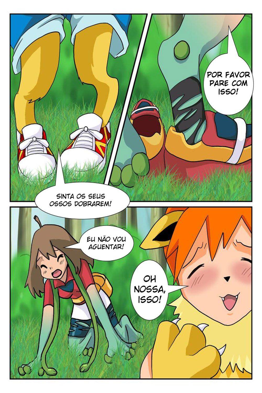 Pokémon Hentai - Poké-Girl (5)
