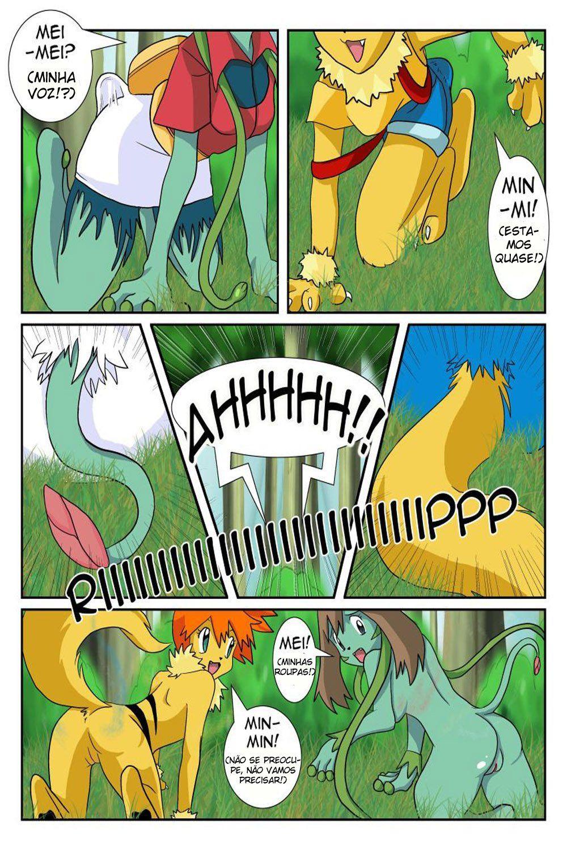 Pokémon Hentai - Poké-Girl (6)