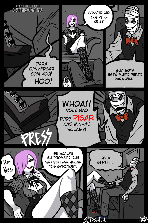 Senhor-invisível-Comics-pornô-3