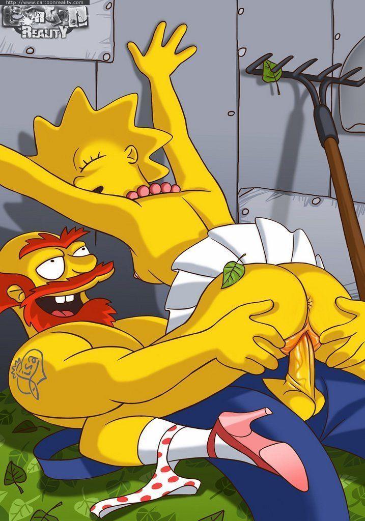 Desenhos The Simpsons na putaria 03