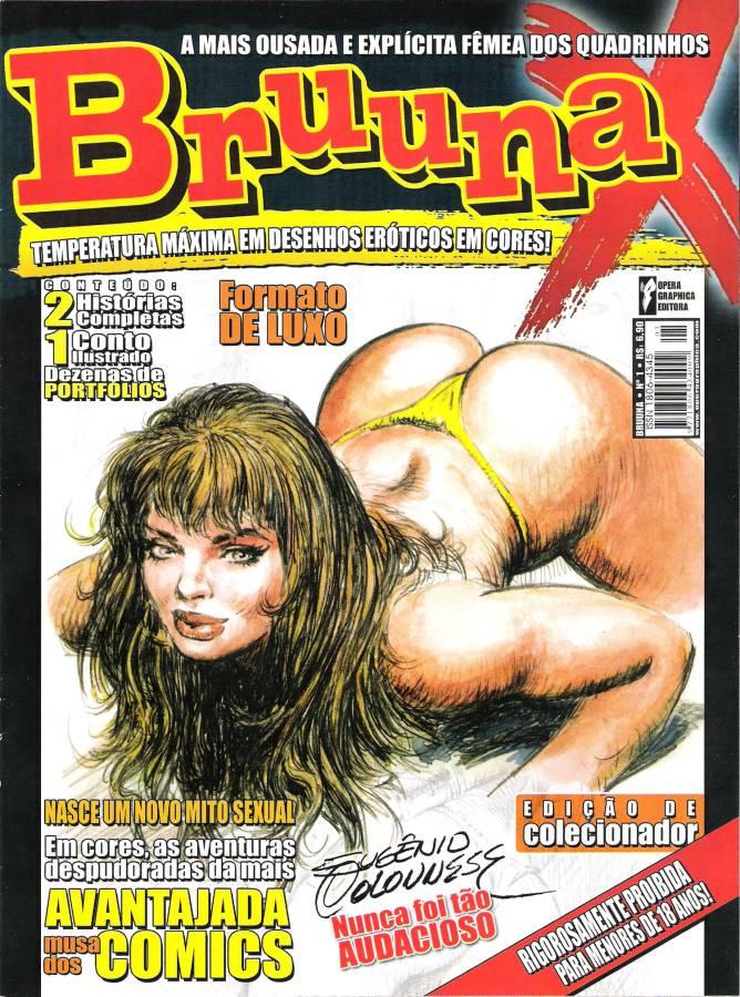 Bruuna X – HQ de Sexo