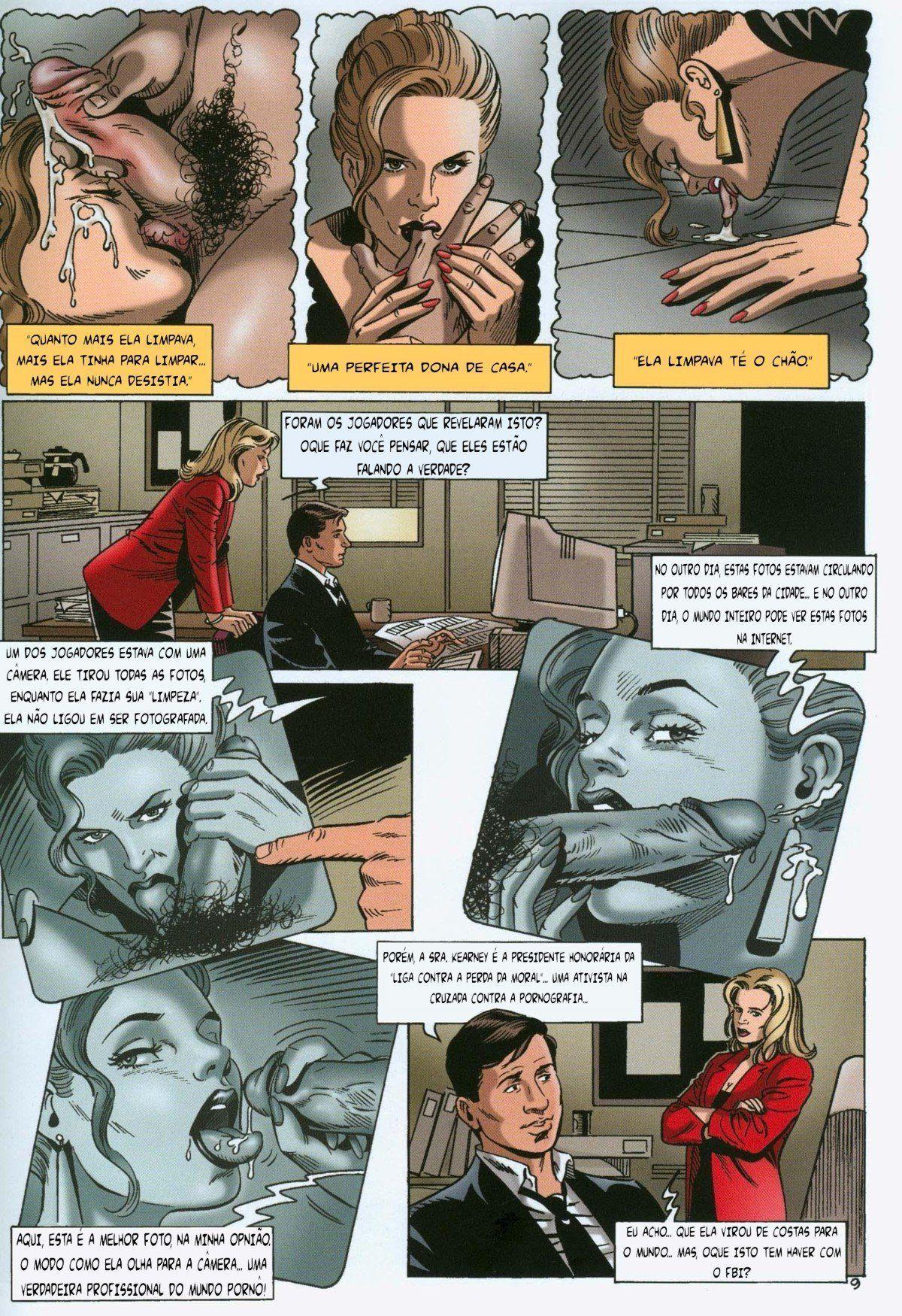 A vingança da ninfomaníaca - Contos Eróticos (10)
