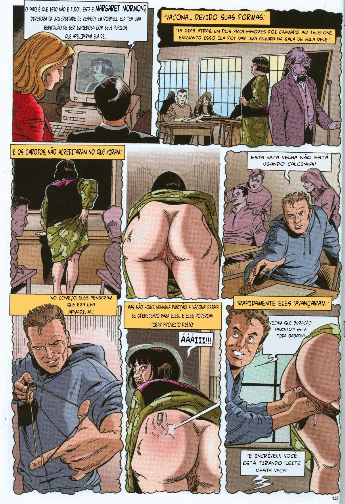 A vingança da ninfomaníaca - Contos Eróticos (11)