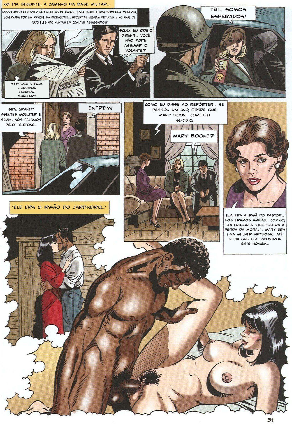A vingança da ninfomaníaca - Contos Eróticos (32)