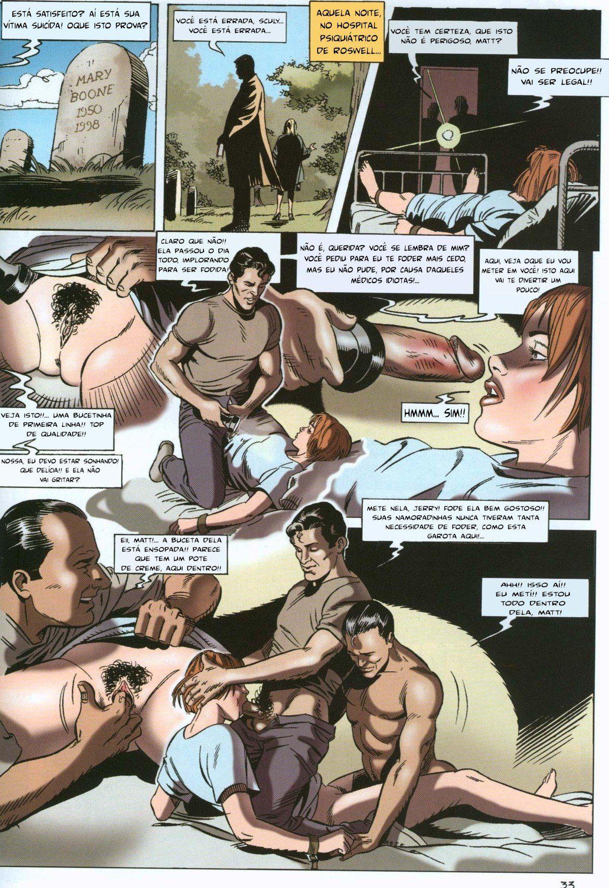 A vingança da ninfomaníaca - Contos Eróticos (34)