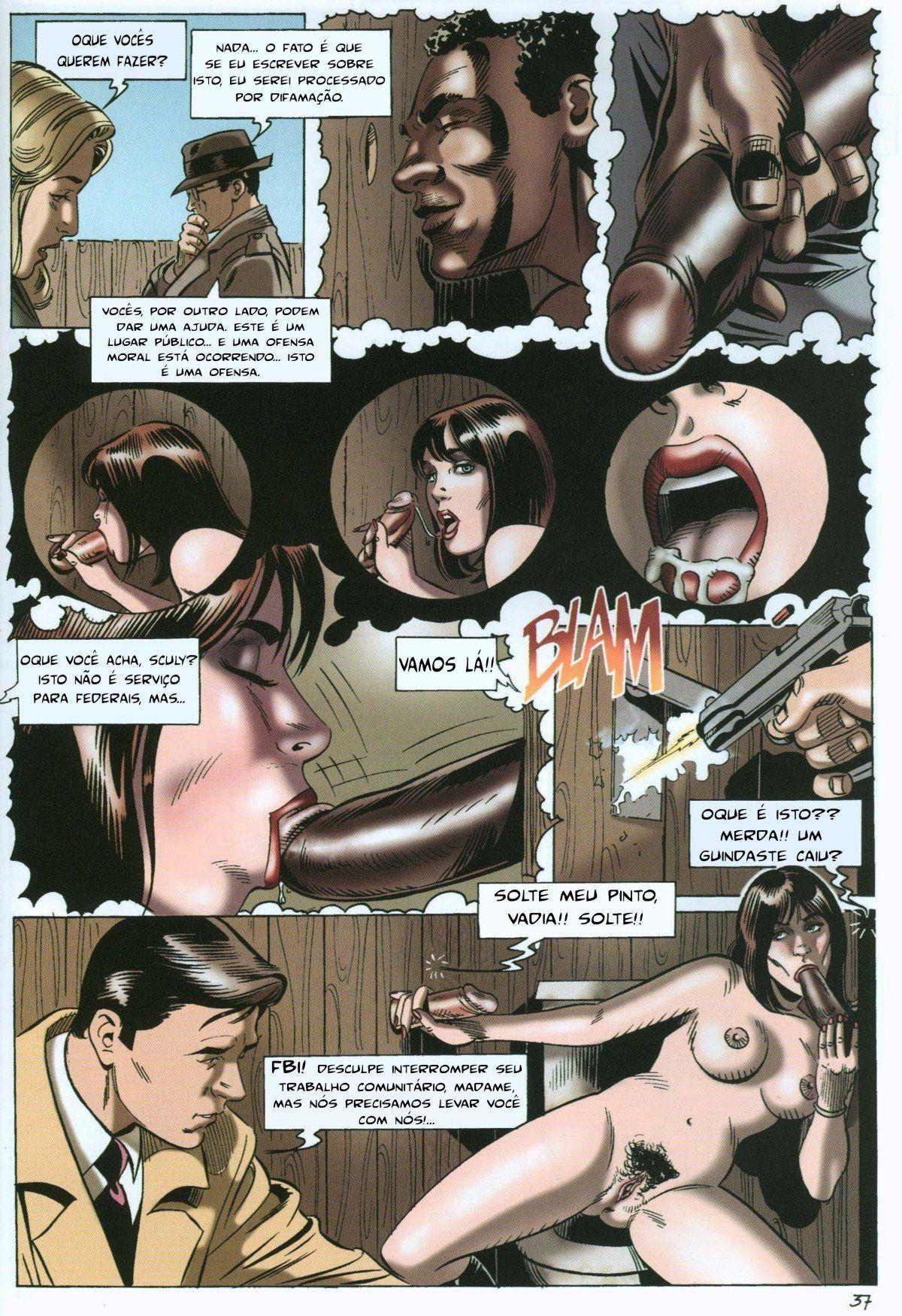 A vingança da ninfomaníaca - Contos Eróticos (38)