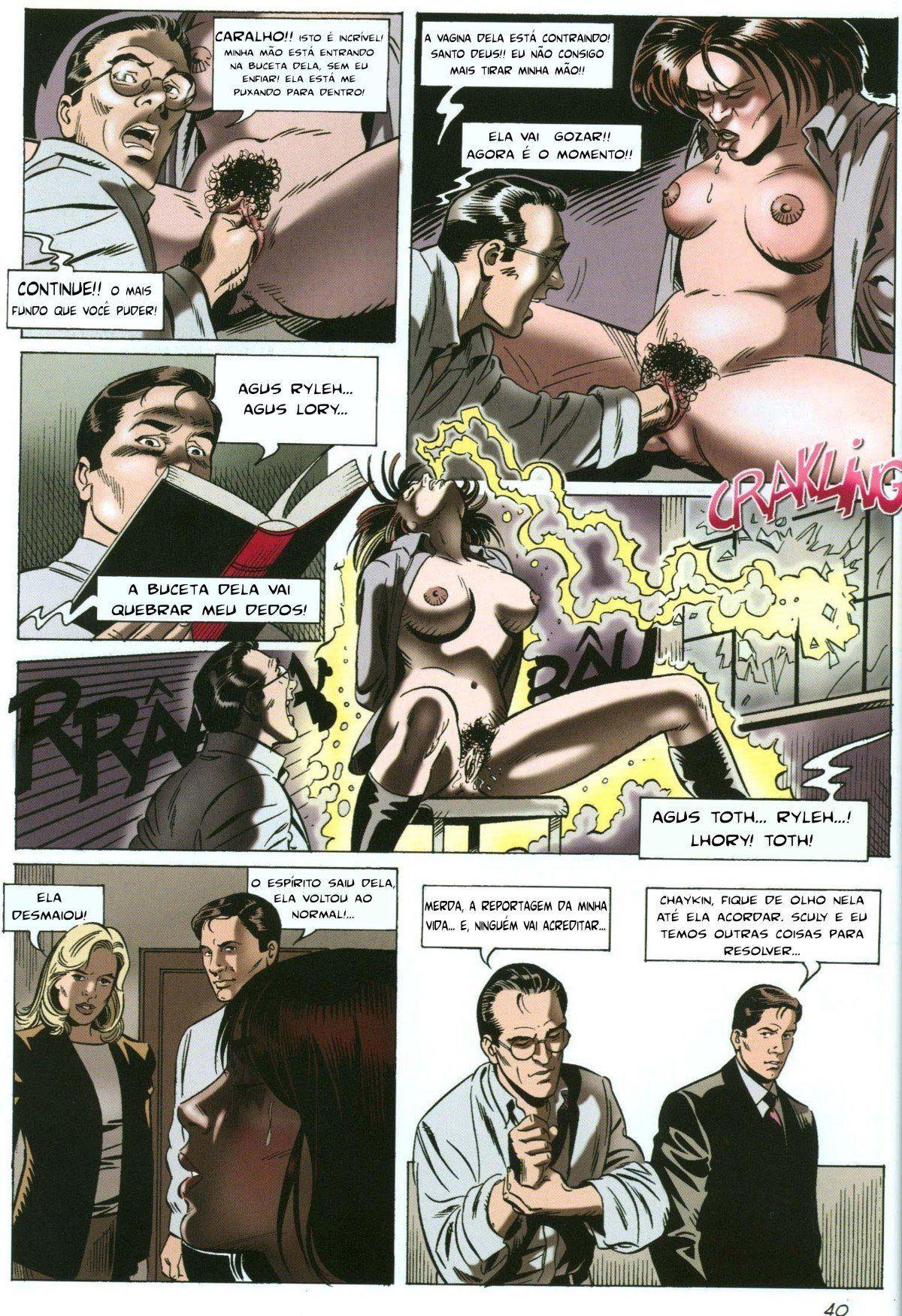 A vingança da ninfomaníaca - Contos Eróticos (41)