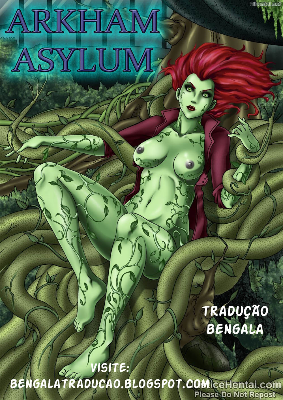 Asilo Arkham - Heróis XXX (1)
