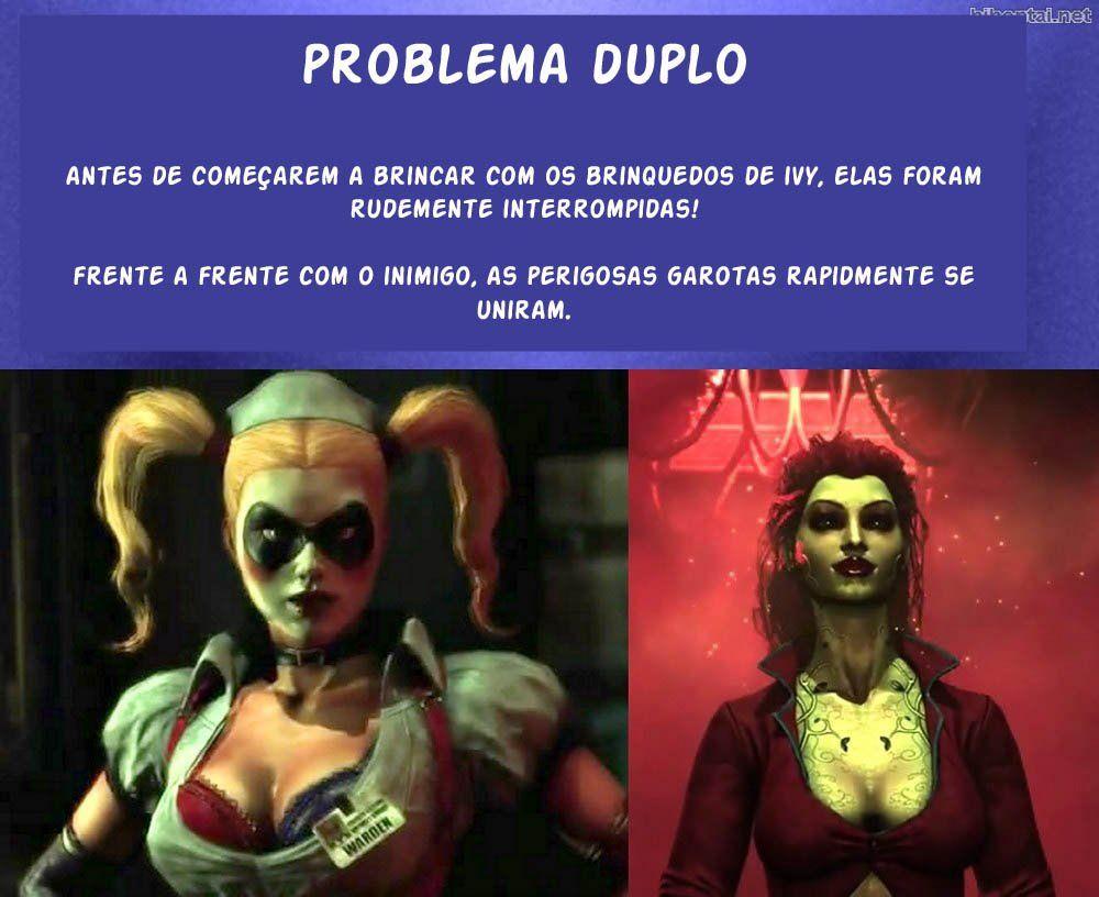 Asilo Arkham - Heróis XXX (11)