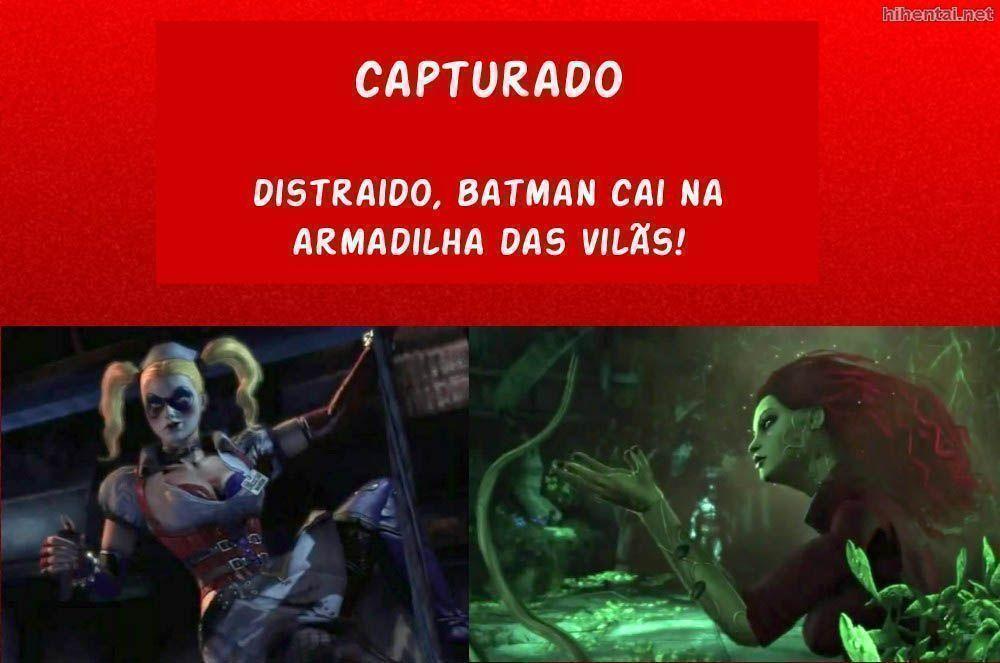 Asilo Arkham - Heróis XXX (13)