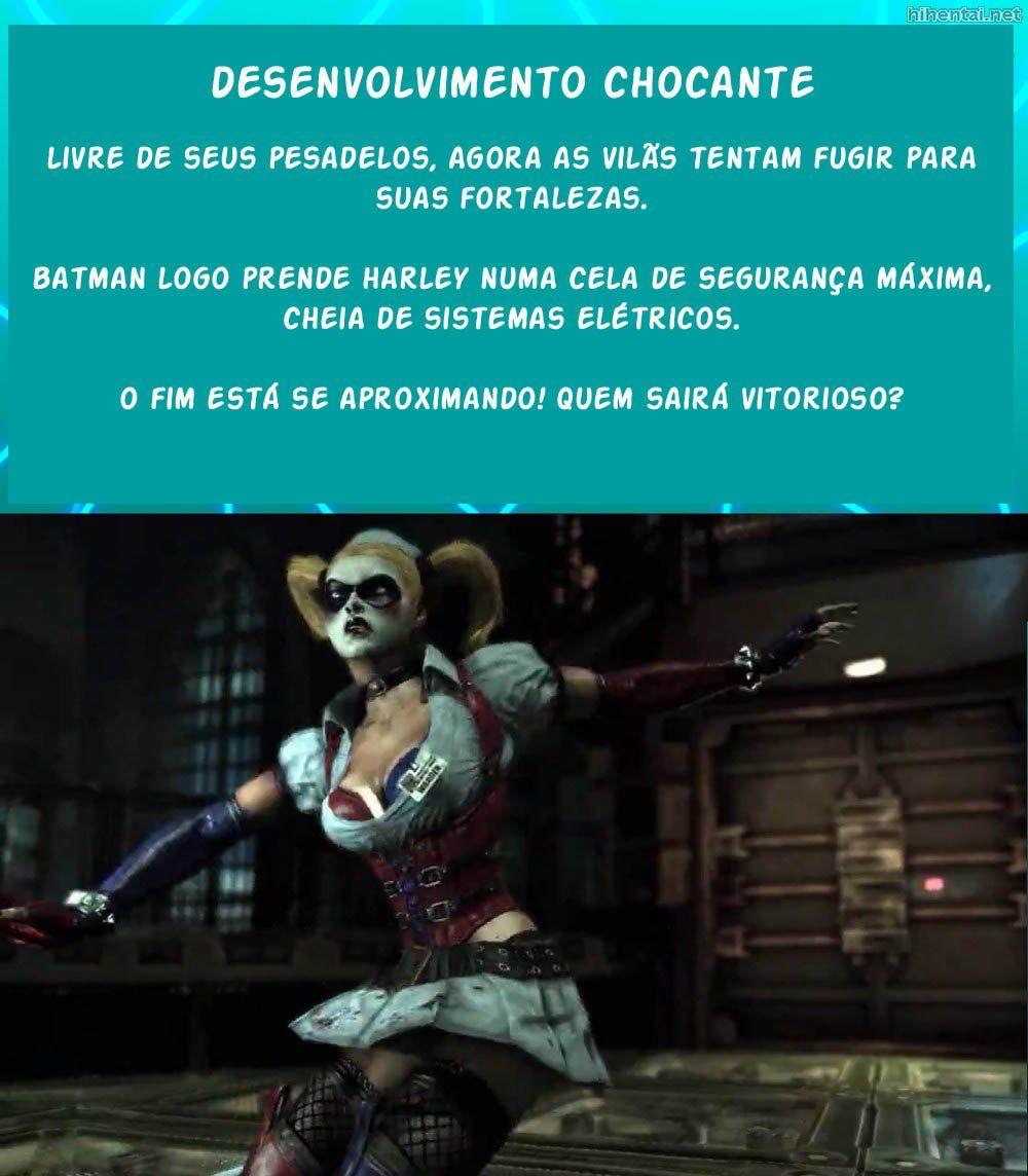 Asilo Arkham - Heróis XXX (19)
